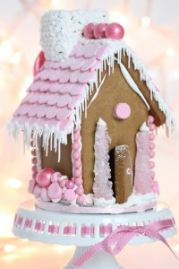 gingerbread house sweetopia