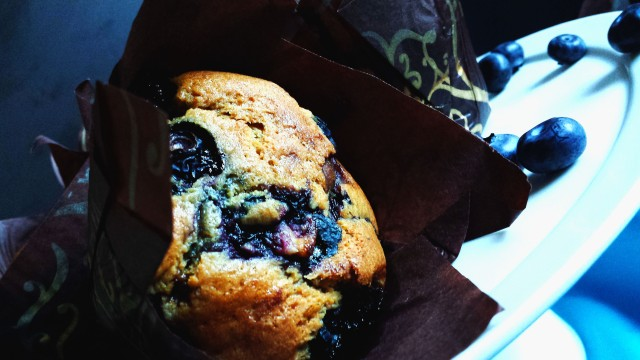 Blueberry Muffin 1- Oh So Sweet Baker